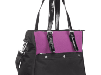 iCandy Strawberry Changing Bag - Elderberry