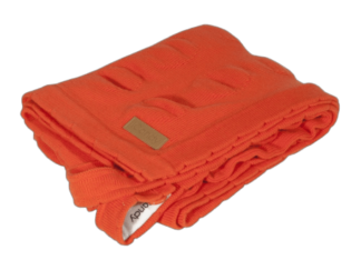 iCandy Blanket - Bubble Orange