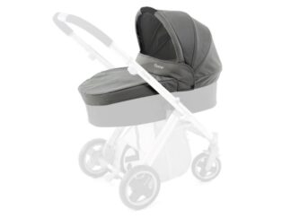 Oyster 1 Carrycot Colour Pack - Dolphin Grey