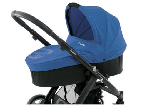 Oyster 1 Carrycot Colour Pack- Electric Blue