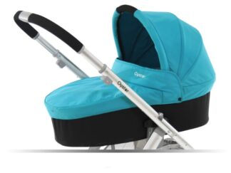 Oyster 1 Carrycot Colour Pack - Ocean
