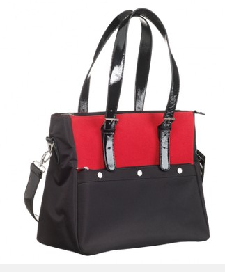 iCandy Strawberry Changing Bag - Pomegranate