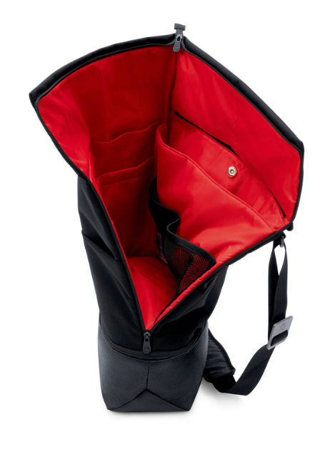 Bugaboo Changing Bag - Black/Red