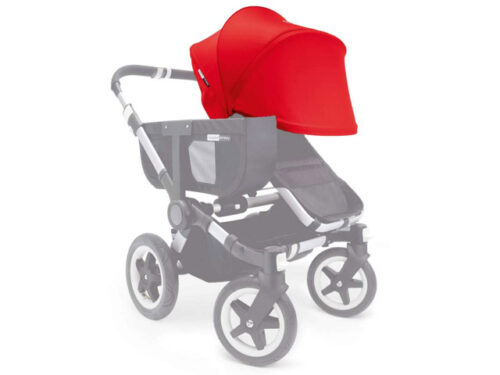 Bugaboo Donkey Canopy - Red