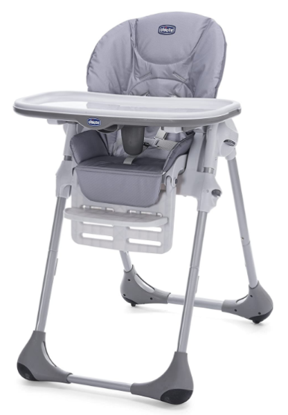 Chicco - Polly Easy Highchair - Nature