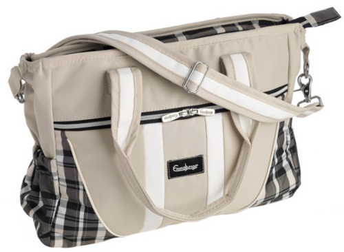 Emmaljunga Sport Changing Bag - Capri Cream