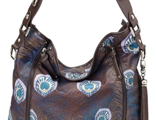 OiOi Tote Changing Bag Peacock