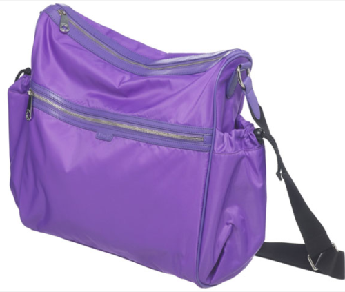 iCandy Lifestyle Charlie Bag - Purple