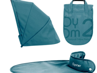 Oyster 1 - Carrycot Colour Pack - Teal